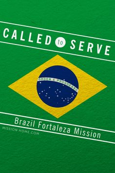 iPhone Wallpaper: Called to Serve Brazil Fortaleza Mission. Check MissionHome.com for more wallpaper sizes. #Mission #Brazil #cellphone #background
