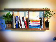 Creative Bookshelves Ideas - DIY and Crafts