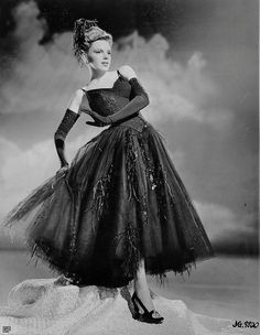 Judy Garland from 'Presenting Lily Mars', 1943