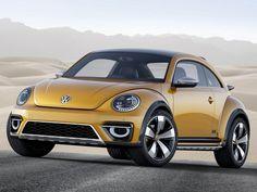 Volkswagen Beetle Dune Concept, primeras imágenes - http://www.actualidadmotor.com/2014/01/12/volkswagen-beetle-dune-concept-primeras-imagenes/