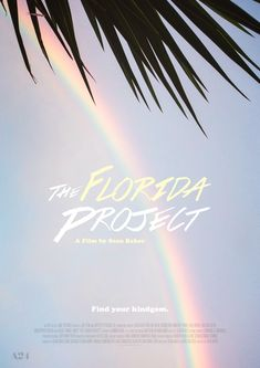 The Florida Project (2017) [1754 x 2481]
