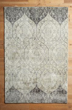 Corbel Ellipse Rug - anthropologie.com