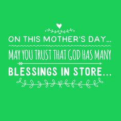 infertility & Mother's Day | AmateurNester.com