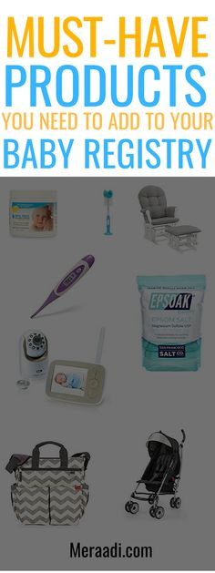 27a810f6520a 28 Best New Born Must Haves images