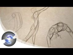 How to Draw Twisting Forms - YouTube