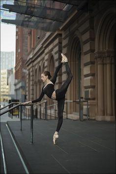 Katie - East Village, New York City II The Ballerina Project