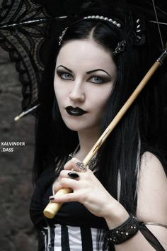 Model: Ella Amethyst Photo by Bigman Kal, edited by Kate Victoria Welcome to Gothic and Amazing | www.gothicandamazing.org