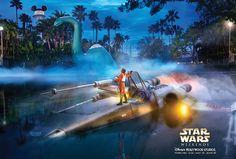 Awesome Disney STAR WARS WEEKENDS Ads - News - GeekTyrant