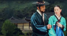 Jewel in the Palace/Dae Jang Geum - still the best historical I've seen. Food! Hang in there for 54 hrs. It is worth the hype. There are images that will always stay with me - pine needles and pine nuts, a tragic piggyback ride with a dying mentor, and Lt. Min gazing at Jang Geum in adoration.