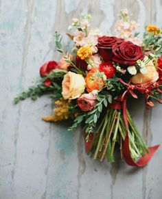 Tips, Tricks, And Fall Colors For Pretty Flower Arrangements -Beau-coup Blog