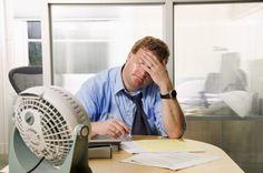 Calor excesivo: Cómo prevenir el golpe de calor. Prevención de riesgos laborales. #Salud #PRL #SSL #Actitud24