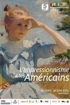 """L' #impressionnisme et les Américains : une exposition à #Giverny : A la fin du XIXe siècle, l'influence du courant impressionniste s'étend des deux côtés de l'Atlantique, comme en témoigne l'exposition """"L'impressionnisme et les Américains"""" présentée actuellement au musée de Giverny. Pour l'occasion, le musée juxtapose les toiles d'artistes américains avec celles de Monet, Degas et Pissaro."""