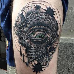 60 tool tattoo designs for men - rock band ink ideas Best Leg Tattoos, Leg Tattoo Men, Arm Tattoos For Guys, Black Tattoos, Alex Grey Tattoo, Blackout Tattoo, Tool Tattoo, Band Tattoo, Tool Band