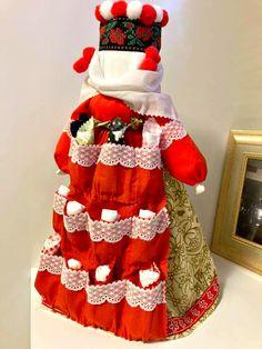 Кукла Сентябрь-Ефросинья от Ольги Деревянко,.. | Куклотерапия со Светланой Львовой Countdown Calendar, Doll Clothes, Dolls, Fabric, Fashion, Baby Dolls, Tejido, Moda, Tela