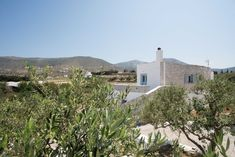 A spectacular, immaculately designed and furnished, comfortable, bright and elegant upper floor Paros Greece, Paros Island, Greek House, Enjoy Your Vacation, Travel Design, Greece Travel, Greek Islands, Villas, Trip Planning