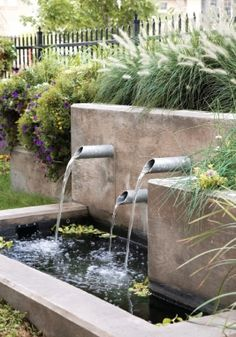 1000 Images About Fountain Spouts Scuppers Weirs On