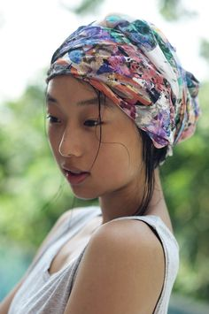 How to: Tropical Turban (Shine By Three) Shine By Three, Real Style, My Style, Curly Hair Styles, Natural Hair Styles, Love Hat, Black Girls Rock, Headgear, Look Cool
