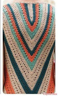 . Летние платья (только схемы без описаний) ч.2 - Все в ажуре... (вязание крючком) - Страна Мам