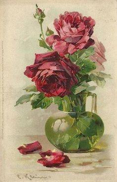 Catherine Klein postcards:
