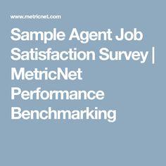 Job Satisfaction Survey Sample Questionnaire Employee Survey