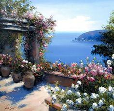 """~ """"It takes a loyal gardener to tend roses."""" ~ Sondra Faye ~"""