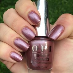 OPI: Reykjavik Has All The Hot Spots #Nails #NailSwatch #OPI #OPIIcelandCollection #NailPolishAddict #NailPolishCollection