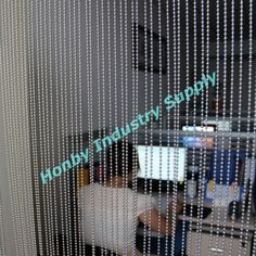 office partition wall  1.made of fine steel  2.silver color plated  3.customized curtain size  4.vertical hanging effect