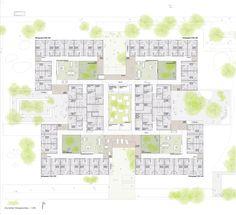 nursing homes nursing and floor plans on pinterest pressman design studio longterm care projects