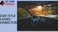 Get reliable and affordable Car Title Loans Hamilton at affordable interest payment rates with ace loans Canada. Visit us for more information.