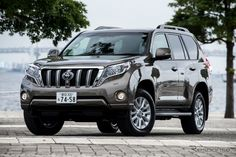 Toyota Land Cruiser Prado 2015 - Light Sun