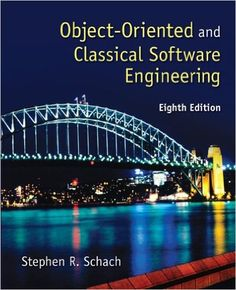 Object-Oriented and Classical Software Engineering: Stephen Schach: 9780073376189: AmazonSmile: Books