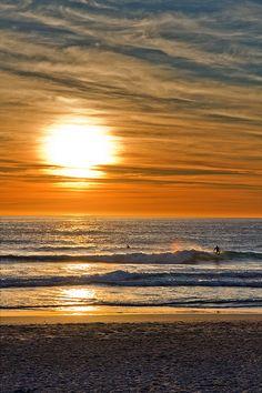 Llandudno Beach, Cape Town, South Africa    Sunset over Llandudno Beach by parallel-pam