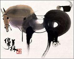 韩美林 Han Meilin(1936‐)