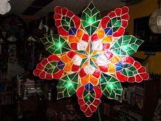 paper pattern for filipino tierno | Unique Filipino Christmas Decorations