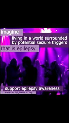 Though many seizures happen for no discernible reason, some people do have triggers. It's not just going on  amusement park rides that triggers my daughter's seizures; sometimes she has a seizure just looking at a roller coaster!