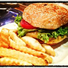 Great Hamburguer fixed by me!