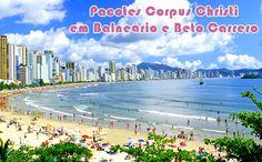 Feriado de Corpus Christi em Balneário e no Beto Carrero #corpuschristi #feriado #pacotes #balneário