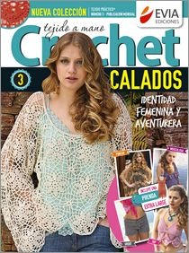 Crochet CALADOS N° 03 - 2015