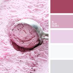 Цветовая палитра №3581