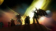 The Burning Crusade - Patch 2.1: The Black Temple