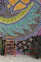 Batik Galaxy Tapestry  #UrbanOutfitters