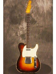1960 Fender Custom Telecaster