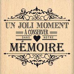 Un joli moment à conserver dans notre mémoire