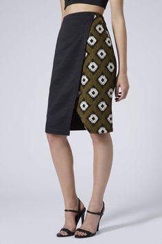 Office-Friendly Slit Skirts? Yes, They're A Thing #refinery29  http://www.refinery29.com/high-slit-skirts#slide7