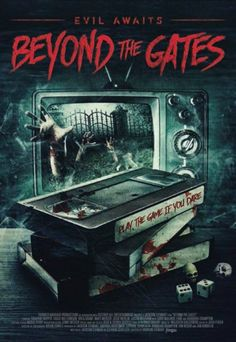 """Two estranged brothers reunite at their missing father's video store to liquidate the property and sell off his assets. As they dig through the store, they find a VCR board game dubbed 'Beyond The Gates' that holds a connection to their father's disappearance and deadly consequences for anyone who plays it."""