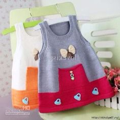 buy wholesale - Waistcoat For Kids Girls Waistcoats Baby Sweaters Knitting Patterns Wool Sweaters Round Neck VestsHello Kitty intarsia sweater dThis Pin was discovered by MarPeaceful experience - Do it Yourself ClothesBest 2019 crochet patterns and c Knitting Baby Girl, Baby Sweater Knitting Pattern, Knitting For Kids, Baby Knitting Patterns, Baby Patterns, Dress Patterns, Girls Sweaters, Baby Sweaters, Wool Sweaters