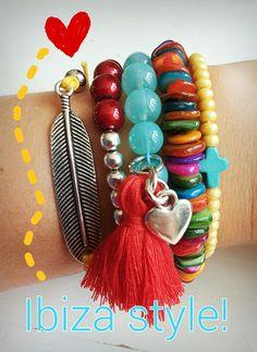 M-Brace sieraden - Ibiza style! ♡