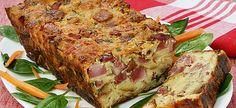 Συνταγές για αλμυρά κέικ... πειρασμός! 3 Cookbook Recipes, Sweets Recipes, Easter Recipes, Cooking Recipes, Appetizers For Party, Appetizer Recipes, Granola, Bulgarian Recipes, Bulgarian Food