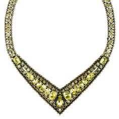 Beautiful Statement V-Collar Necklace is on sales today! Start at 12pm will begin our semi-annual sale!! up to 60% off  start shoping now! http://www.chloeandisabel.com/boutique/marandawalker/17958f