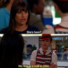 Glee throwback